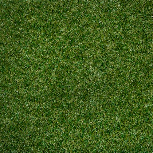 Kunstgrastegel 50x50x2,5cm  groen