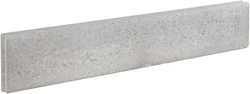 Opsluitband 6x30x100cm grijs