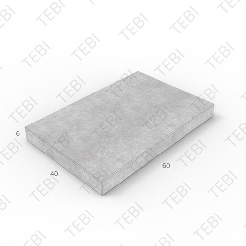 Tegel KOMO 40x60x6cm grijs