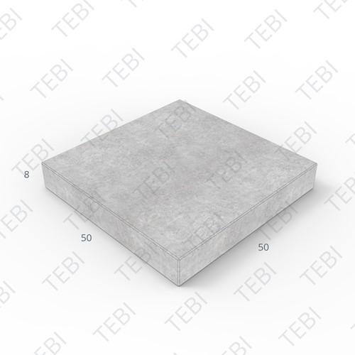 Tegel KOMO 50x50x8cm grijs