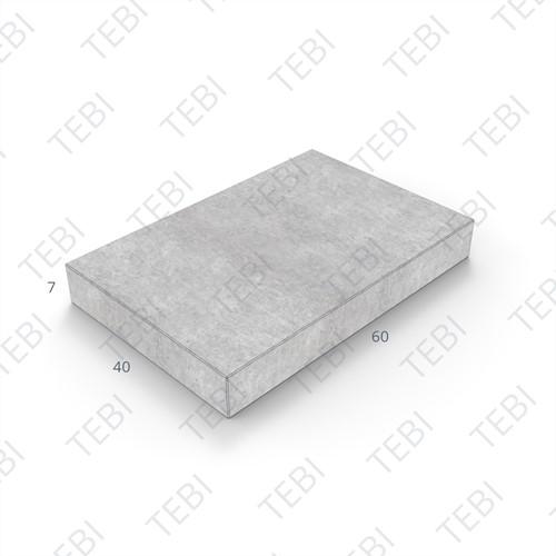 Tegel KOMO 40x60x7cm grijs