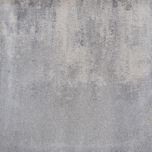 Fortress Tiles 60x60x6cm Sark grijs/zwart