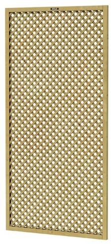 Hillhout vuren Trellis Jasmijn 90x180cm (W304956)