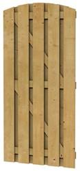 geschaafde plankendeur grenen 90x172/179cm toog verticaal