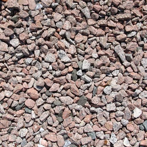 Graniet Split rood/grijs 8/16mm
