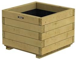 Bloembak vierkant 39x50x50cm (HxBxD)