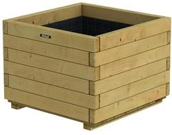 Bloembak vierkant 45x60x60cm (HxBxD)