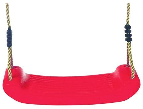 Schommelzit kunststof, rood (W635359)