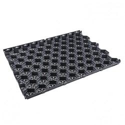 Gravel Lux zwart 59,2x79x3cm
