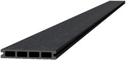 Composiet dekdeel 2,3x14,5x420cm antraciet