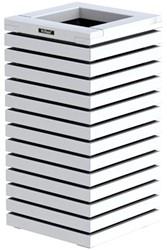 Elan Bloembak, 40x40x72cm wit