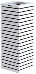 Elan Bloembak, 40x40x109cm wit