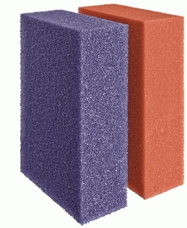 Set verv.mousse rood/paars Biotec 60/140 (set van 2 stuks)