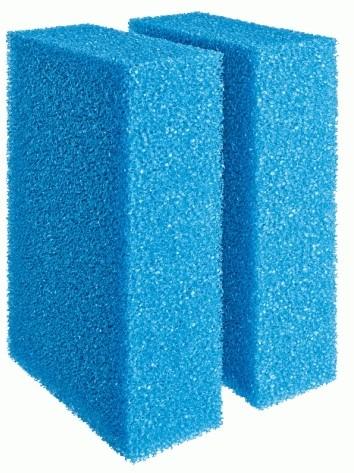 Set vervangmousse blauw BioTec 60/140 (set van 2 stuks)