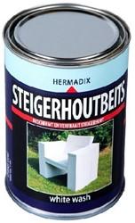 Steigerhoutbeits 750 ml White wash