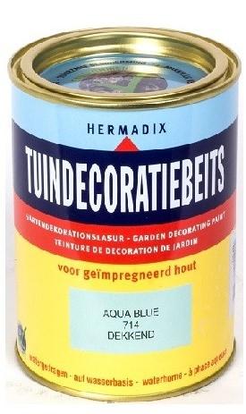 Tuindecoratiebeits 714 750 ml Aqua blue
