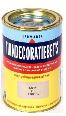 Tuindecoratiebeits 716 750 ml taupe