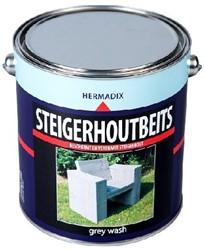 Steigerhoutbeits 2500 ml Grey wash