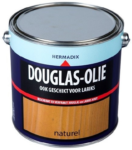 Douglas olie 2500 ml Naturel