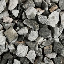 Graniet Brokken grijs genuanceerd 40/70mm