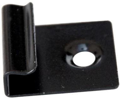 Startclips RVS t.b.v. montage composiet dekdelen inclusief schroeven, per doos a 25 stuks (W23550)