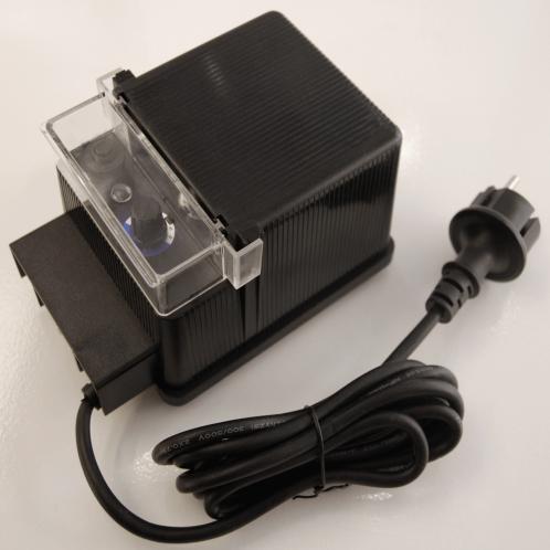 Transformator met sensor en timer 12V/100W