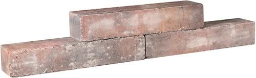 Tegula Palissaden 60x14x11cm herfst genuanceerd