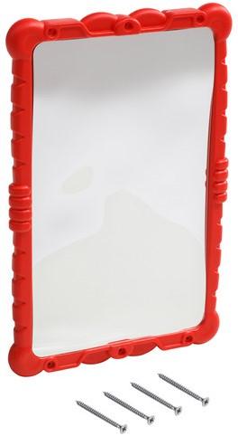 Lachspiegel, rood (W12702)