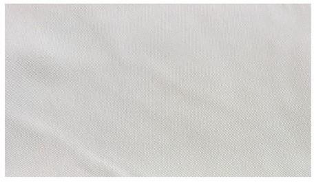 Harmonicadoek Teflon 290x300cm incl bevestigingsmaterialen, off white (W27165)