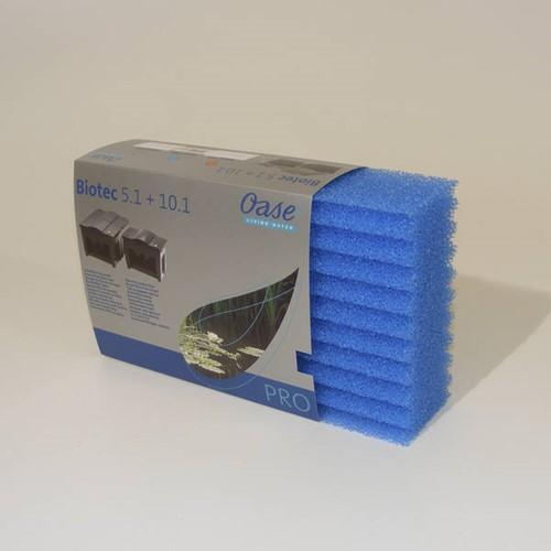 Vervangmousse blauw BioSmart 18/36000