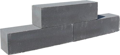 Classico Block 45x12,5x12,5cm zwart
