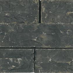 Stapelblok Black Pearl zwart 35x11x9/11cm