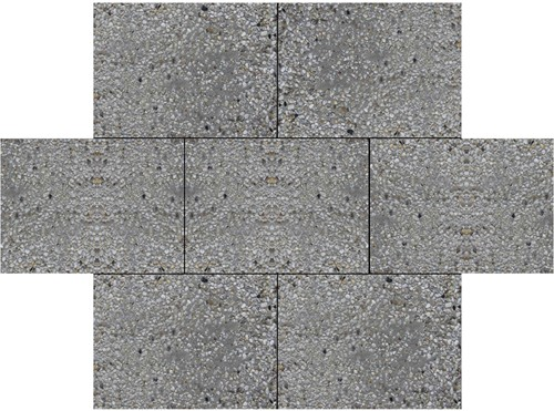 B-keus grindtegel 40x60x5cm