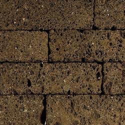 stapblok Tufsteen gezaagd geel 37x20x11cm