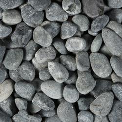 Beach Pebbles zwart 40/60mm