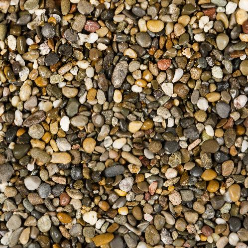 Rijn Grind 4/16mm bruin/geel