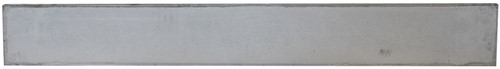 Betolux betonplaat glad 3,5x25x184cm grijs ongecoat