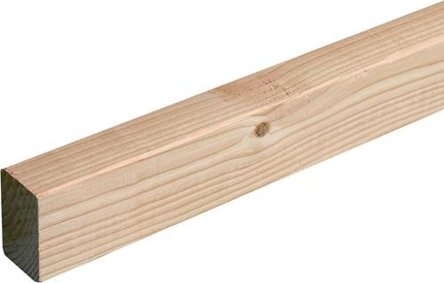 Gardenlux douglas regel 4,5x7x400cm onbehandeld