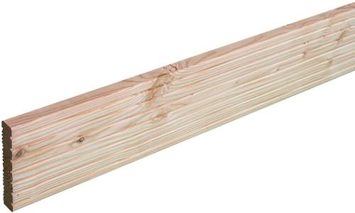 Gardenlux douglas dekdeel geprofileerd 2,4x13,8x400cm geïmpregneerd