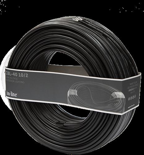 Kabel CBL-40 10/2 - 40mtr. (dikke kabel)