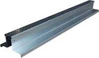 Hydroblob Rooster Slimline verzinkt d45 120x20/6,5x10cm