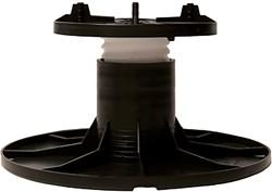 Tegeldrager Flex zwart 10 tot 14,5cm