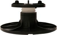 Tegeldrager Flex zwart 7 tot 10,5cm