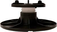 Tegeldrager Flex zwart 3,5 tot 4,7cm