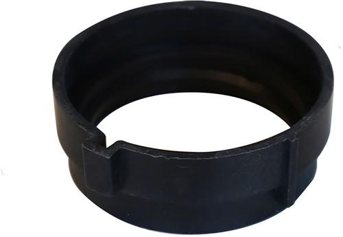 Tegeldrager Verlengstuk 12mm zwart 1,2cm