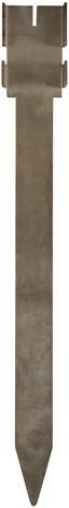 Cortenstaal Ankerpen cortenstaal 50cml