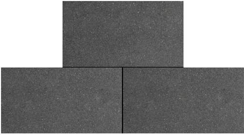 Geocolor 3.0 Tops 40x80x4cm Graphite Roast antraciet