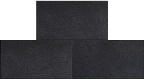 Geocolor 3.0 Tops 40x80x4cm Dusk Black zwart