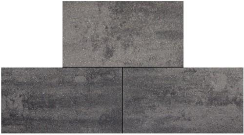 Geostretto Plus Tops 40x80x4cm Roma grijs/zwart