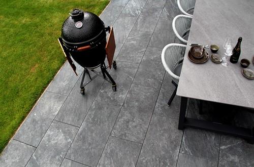 Ceramica Lastra 45x90x2cm Brave Grey grijs-2